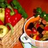 Ароматное рагу с колбасками
