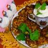 Оладушки из китайской капусты с брынзой