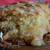 Кокосово-миндальный кекс (Macaroon Coffee cake)