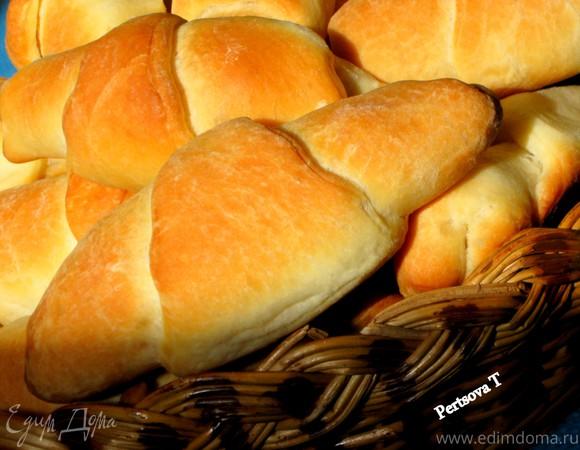 Рогалики картофельные