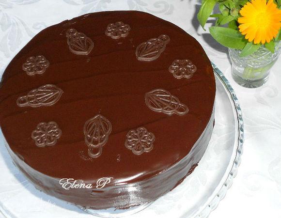 """Торт """"захер"""" (Sacher)"""