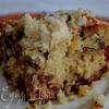 Кекс с финиками и орехами (Date Crumb cake)