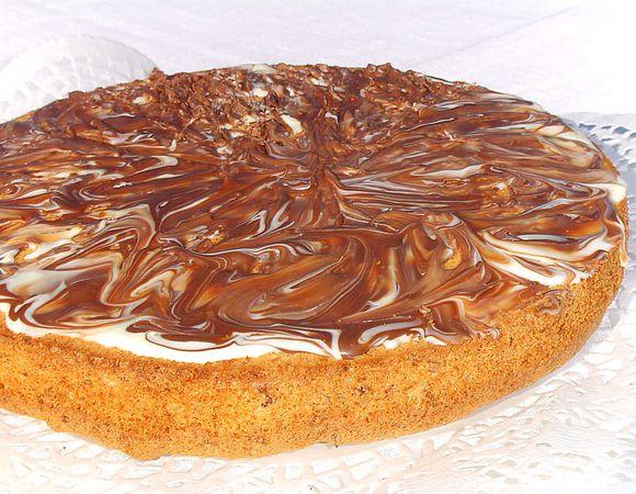 Пирог ореховый без муки