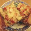 Французский луковый пирог с беконом