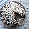 Блинный пирог с шоколадом и маршмеллоу