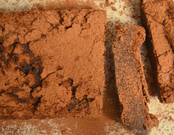 Супернежный шоколадный кекс