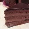 """Торт """"Черный шоколад"""""""