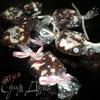Новогодние шоколадные конфетки