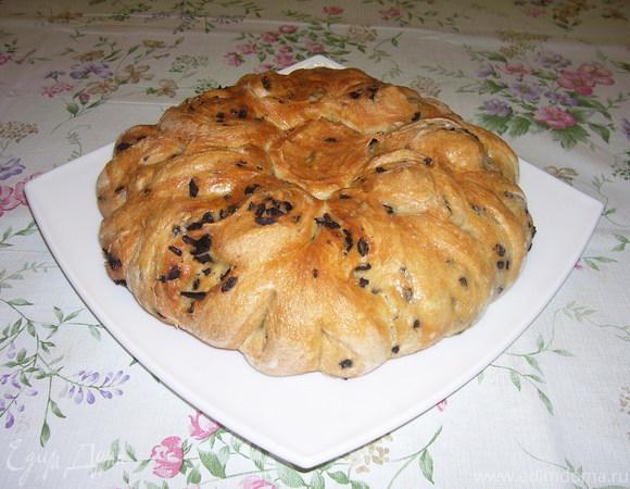Оливковый хлеб