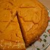 Творожный пудинг с морковью