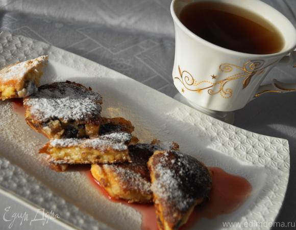 Кайзершмаррн (Kaiserschmarrn) завтрак выходного дня