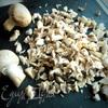 Постные картофельные котлетки с грибами