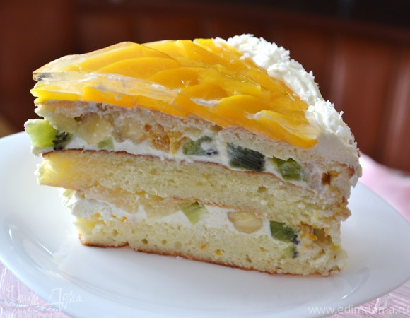 "Торт ""Сюрприз для мамочки"""