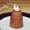 Глянцевый шоколадный пудинг