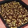 Брауни с фисташками и шоколадной глазурью с кленовым сиропом