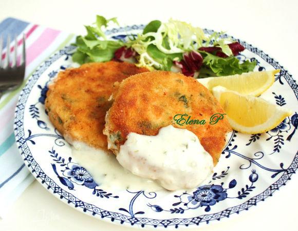 """Рыбные """"котлеты"""" по-английски (Fish cakes)"""