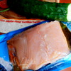 Букеты с лососем для Натальи