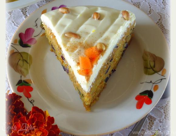 Любимый морковный пирог Оззи
