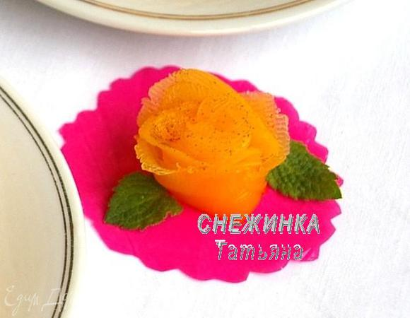 Тыквенно-творожный торт «Осенняя мелодия»