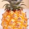 Лазанья из ананаса с имбирем