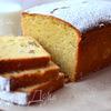 Творожный кекс с изюмом и легким привкусом вишни