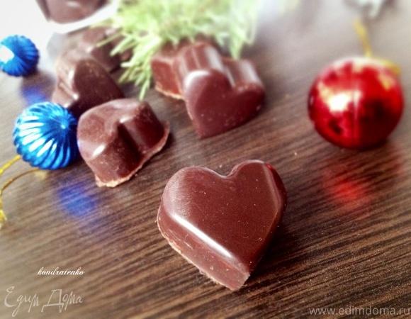 """Шоколадные конфеты """"Пралине"""""""