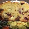 Фруктово-ореховый кекс