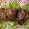 Праздничный рулет из свинины