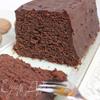 Шоколадный кекс на минеральной воде