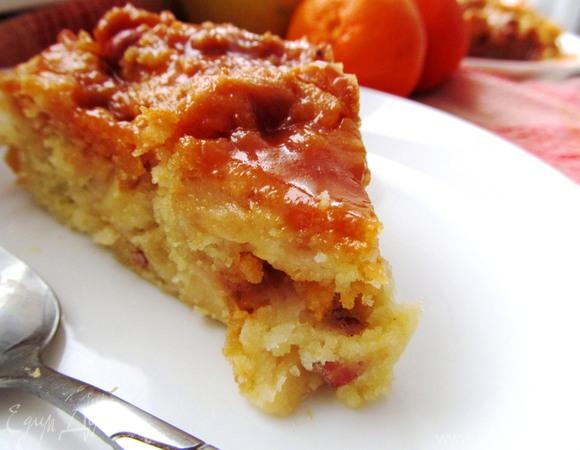 Божественный яблочный пирог из Британской Колумбии
