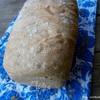Деревенский хлеб из смешанной муки
