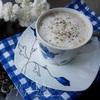 Кофе со сгущенным молоком и кориандром