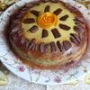 """Торт """"Апельсиново-морковный"""" (постный)"""