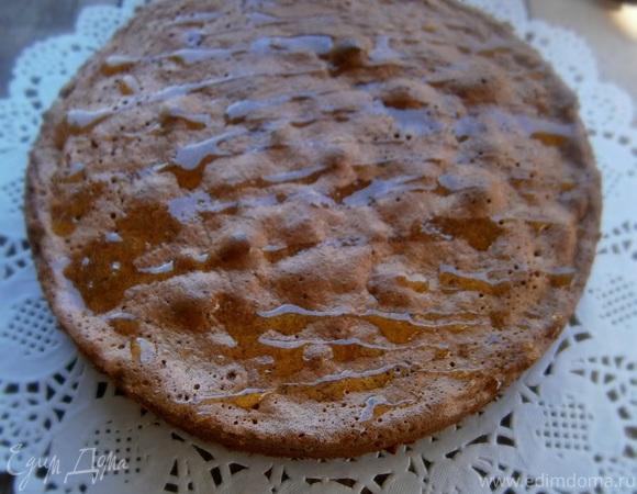Яблочный пирог с отрубями