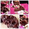 Шоколадное печенье с морской солью