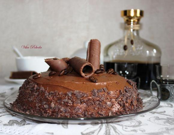 """Торт """"Кофейный трюфель"""""""