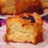 Обсыпной сливовый пирог с творожной начинкой