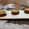 Тыквенные пирожные под апельсиново-сметанной глазурью
