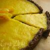 Апельсиновая кростата