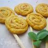 Имбирно-тыквенное печенье