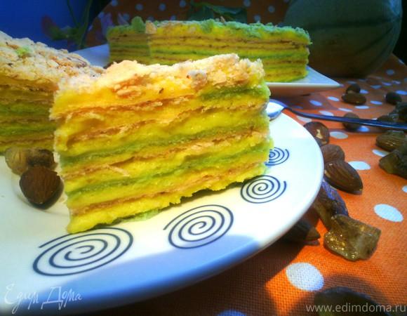 наполеон торт рецепт высоцкой