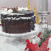 Очень шоколадный торт