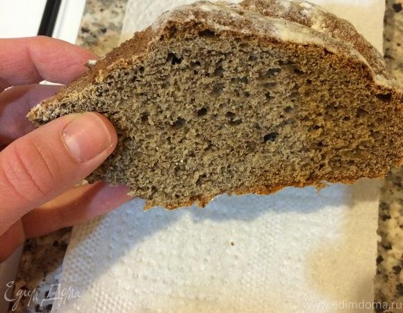 Irish Soda Bread (Ирландский хлеб из ржаной муки)