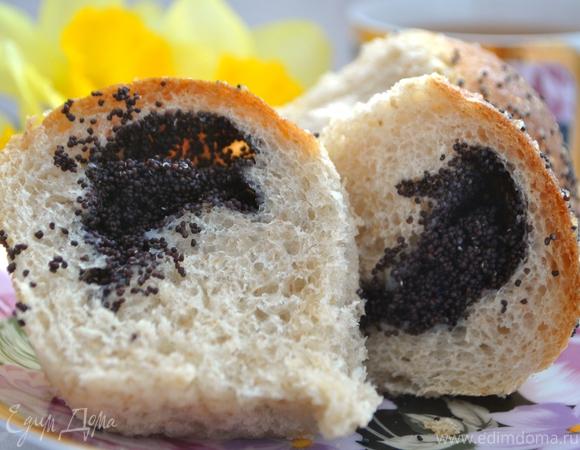 Постный пирог «Маковка»