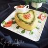 Овощная запеканка с брокколи