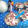 Мороженое из риса и мармелада