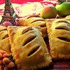Французские яблочные пирожки