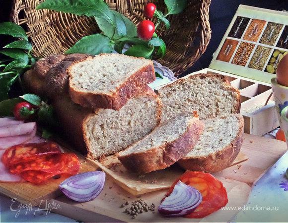 Деревенский хлеб от сестер Симили