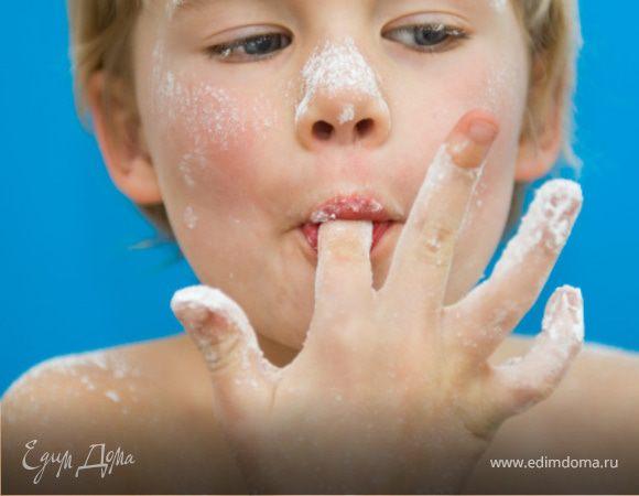 Нужен ли ребенку сахар?