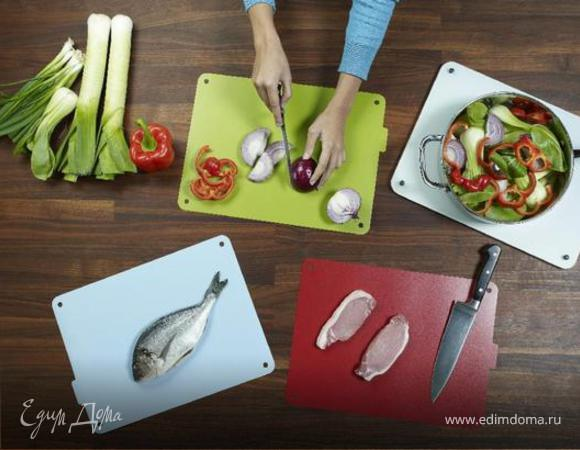 Стильная кухня или как не соскучиться за плитой